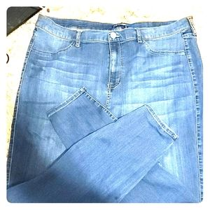 Womens jeans.